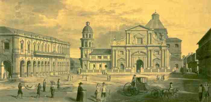 The (de)Bourgeoin(ed) Manila